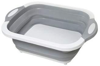 Uarter Kitchen Colander Vegetable Strainer Vegetable Washing Basin with Multiple Function