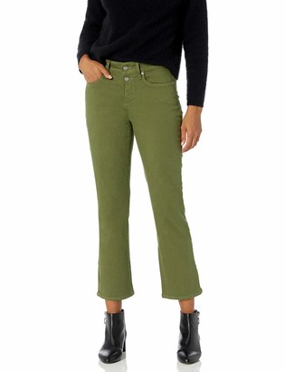 NYDJ Women's Misses Marilyn Straight Ankle Jeans
