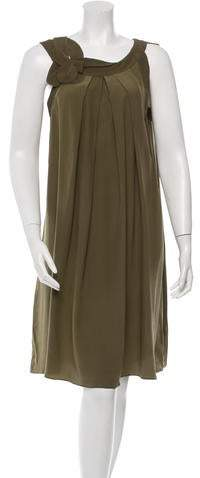Schumacher Dorothee Sleeveless Silk Dress w/ Tags
