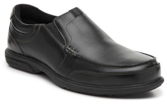 Florsheim Work Loedin Steel Toe Slip-On Work Shoe