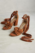 Anthropologie Lien. Do by Seychelles Seville Knotted Heels