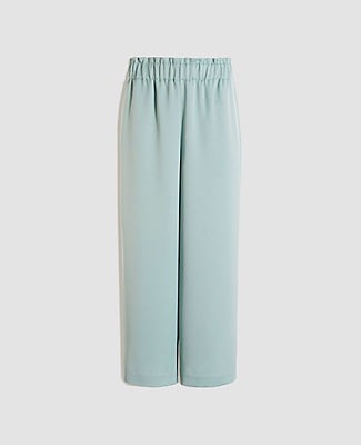 Ann Taylor The Satin Pull On Pant