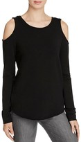 Generation Love Marie Crisscross Cold Shoulder Top