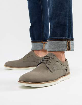 Red Tape Holker Casual Lace Up Shoes In Grey