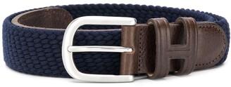 Hackett Braided Belt