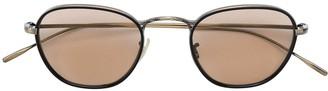 Oliver Peoples Eoin embossed frame glasses