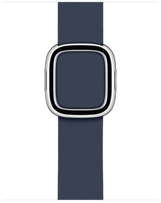Apple 40mm Deep Sea Blue Modern Buckle - Small