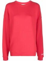 Thumbnail for your product : BA&SH Baidy cotton sweatshirt