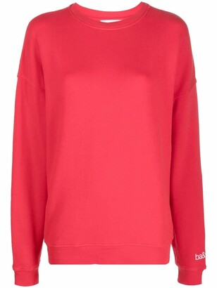 BA&SH Baidy cotton sweatshirt
