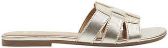 Marc Fisher Kayli Leather Slides
