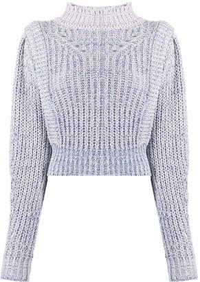 Etoile Isabel Marant Lotiya chunky knit jumper