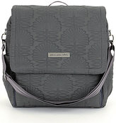 Petunia Pickle Bottom Embossed Champs-Elysees Boxy Backpack Diaper Bag