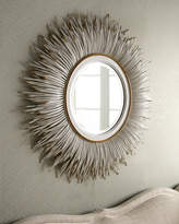 "Janice Minor White ""Porcupine Quill"" Mirror"