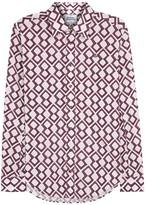 Vivienne Westwood Diamond-print Cotton Shirt