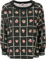 I'M Isola Marras floral printed blouse