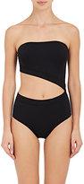 Eres Women's Pierre Transat Cutout Microfiber One-Piece Swimsuit