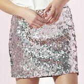 Women's JUICY Sequin Skirt