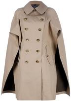 Junya Watanabe Comme Des Garçons cape-style trench coat