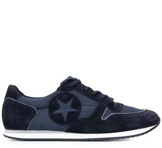 Kennel + Schmenger Kennel&Schmenger star patch sneakers