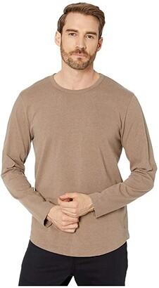 Alternative Long Sleeve Hemp-Blend Tee