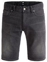 DC NEW ShoesTM Mens Washed Straight Denim Shorts Shorts