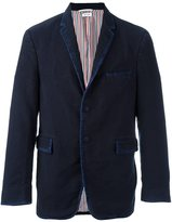 Thom Browne single button casual blazer