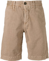Incotex flap pocket shorts - men - Cotton/Spandex/Elastane - 31