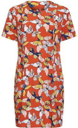 Yumi Butterfly Tunic With Pocket Detail