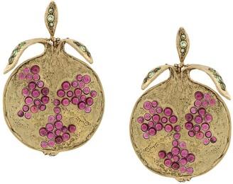Goossens Harumi Grenade earrings