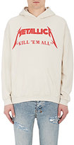 "Madeworn Men's ""Metallica Kill 'Em All"" Cotton-Blend Hoodie"