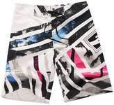 Emmas style men's large size sports beach shorts