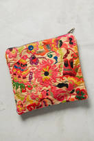 MOMO Design Embroidered Whitney Pouch