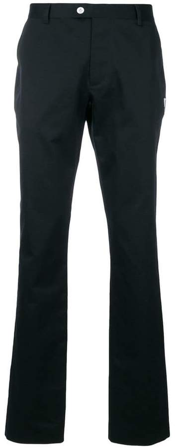 Moncler straight leg trousers