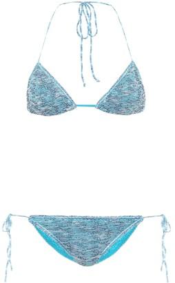 Missoni Mare Knit triangle bikini