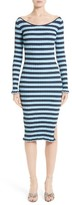 Altuzarra Women's Socorro Stripe Dress