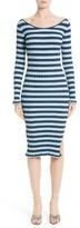 Altuzarra Women's Socorro Stripe Dress
