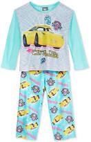 Disney Disney'sandreg; Cars 2-Pc. Cruz Pajama Set, Toddler Girls