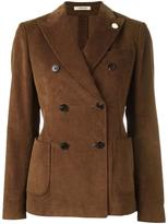 Lardini double-breasted blazer