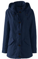 Lands' End Women's StormRaker Jacket-Classic Navy