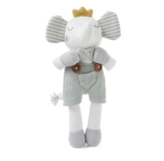 "Elegant Baby Knit Toys -Elephant Prince 8"""