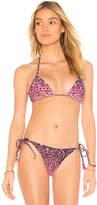 Agua Bendita Lolita Bikini Top