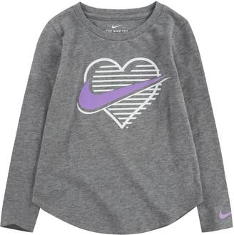 Nike Toddler Girl Logo Tee