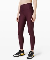 """Lululemon Zoned In Tight *27"""""""