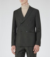 Reiss Penoma B Double-Breasted Blazer