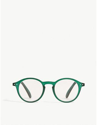Izipizi #B Reading square-frame glasses +1.5