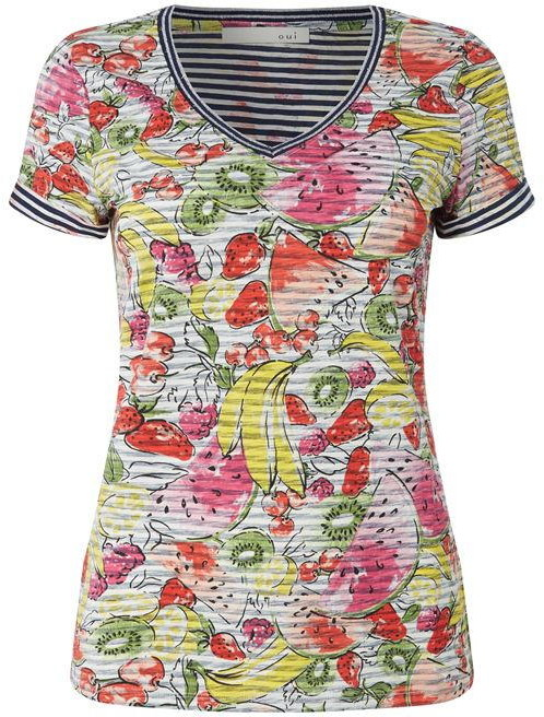 Thumbnail for your product : Oui Fruit T Shirt