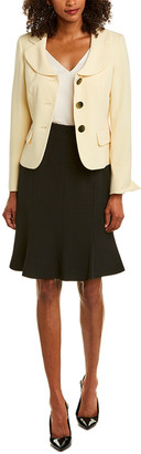 Le Suit 2Pc Skirt Suit