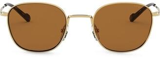 Vogue Eyewear Tinted Round Sunglasses