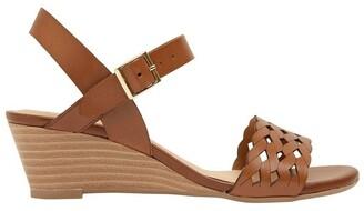 Easy Steps Callum Cognac Glove Sandal