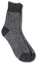 Mossimo Men's Casual Socks Gray